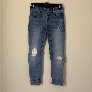 Mudd girls Jeans Size 12
